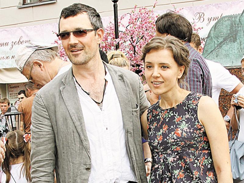 Егор Бероев и Ксения Алферова // фото: Андрей Струнин