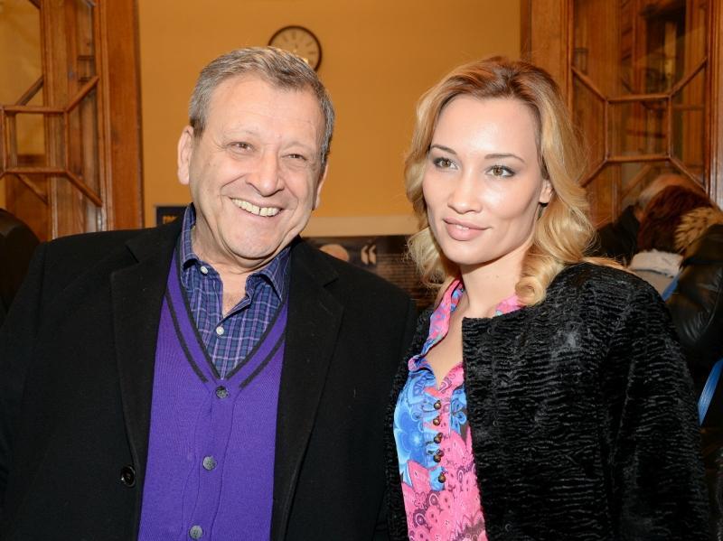 Борис Грачевский и его жена Екатерина Белоцерковская // Фото: Global Look Press