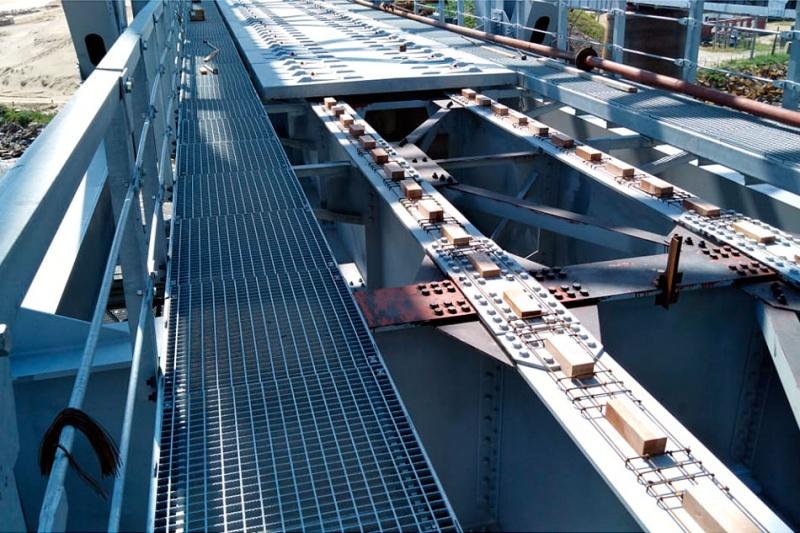 Компания Руслана Байсарова ведёт строительство моста через Дон