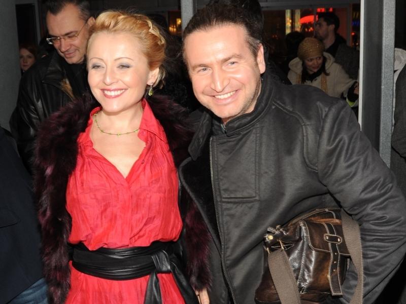 Леонид Агутин и Анжелика Варум // фото: Global Look Press