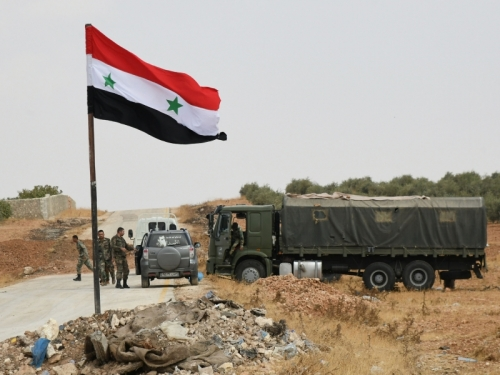 Попасть в Сирию проще, чем вырваться оттуда // фото: Global Look Press
