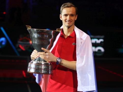 Даниил Медведев // фото: Global Look Press