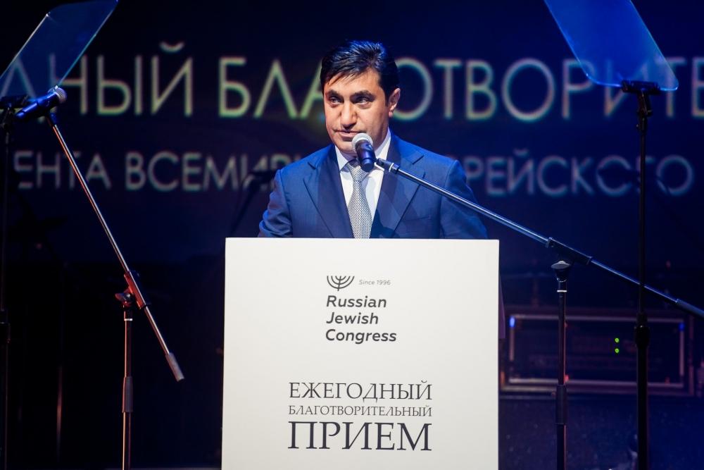 Российский бизнесмен Год Семёнович Нисанов