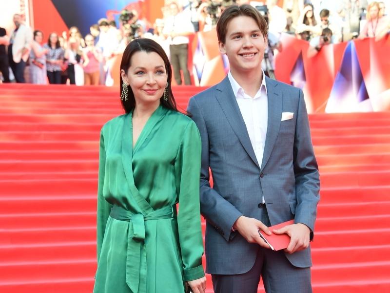 Наталия Антонова и Артем Вершинин // фото: Global Look Press