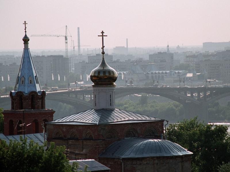 К Нижнему Новгороду присоединяют земли // фото: Global Look Press