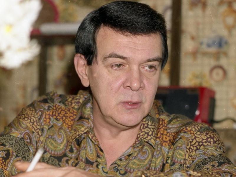 Муслим Магомаев // фото: Global Look Press, архив редакции