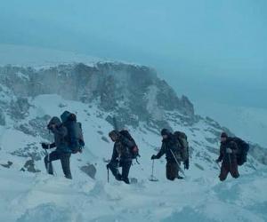 Кадр: фильм «Тайна перевала Дятлова»