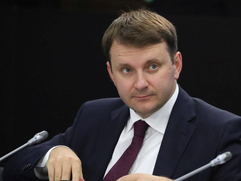 Максим Орешкин. Фото: Kremlin Pool / Global Look Press