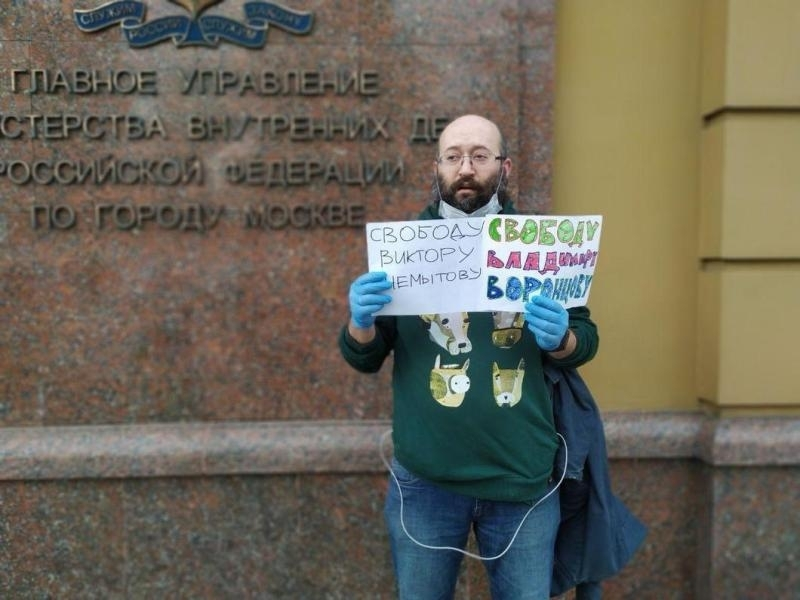 Илья Азар // Фото: Telegram-канал Avtozak Info