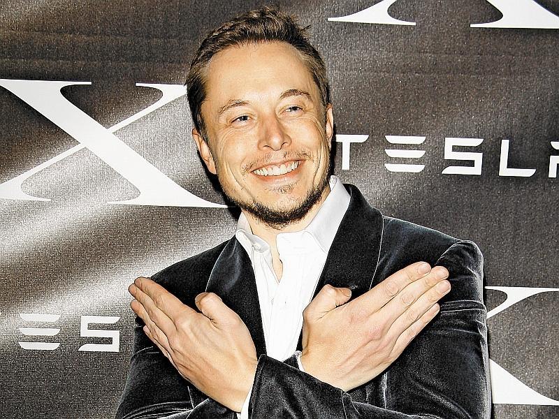 Илон Маск // фото: Global Look Press