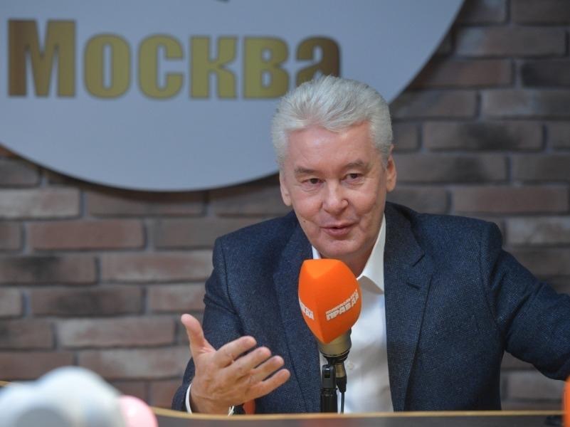 Сергей Собянин // Фото: Global Look Press