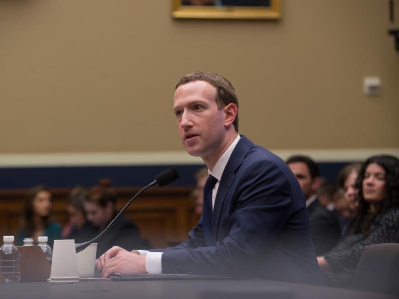 Марк Цукерберг // фото: Global Look Press