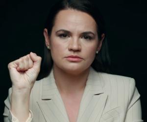 Светлана Тихановская // Фото: скриншот с YouTube