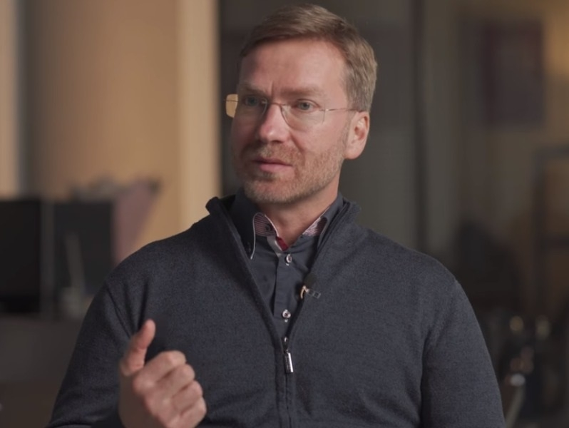 Антон Родионов // Стоп-кадр Youtube