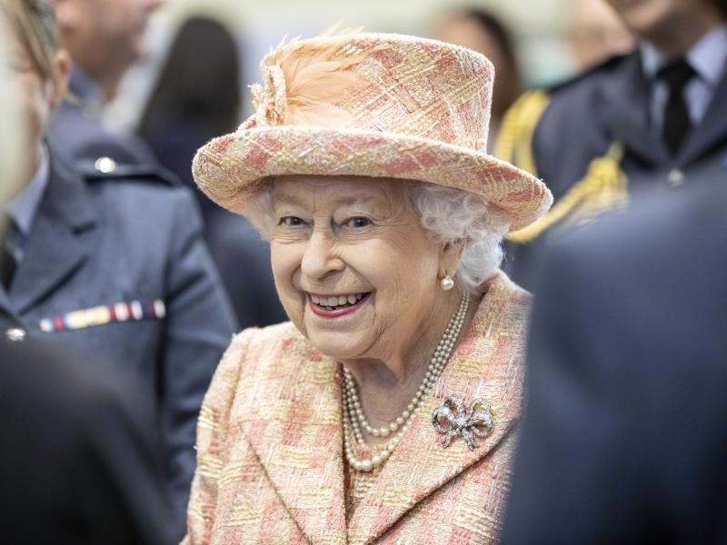 Королева Елизавета II // фото: Global Look Press