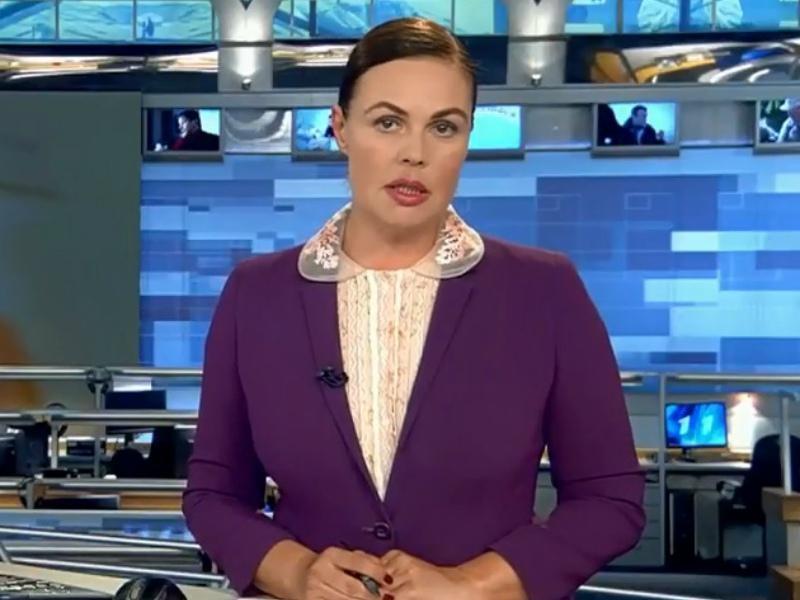 екатерина андреева выпуск новостей