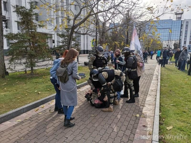 Фото: Штаб Навального в Хабаровске