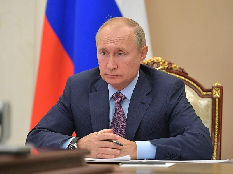 Война не закончится до тех пор, пока у власти в России находится Владимир Путин // фото: Global Look Press