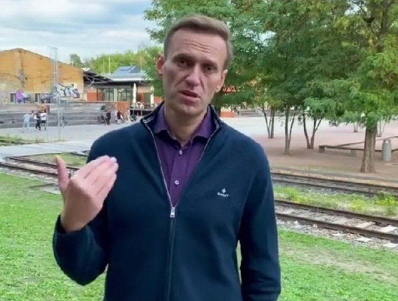 Фото: Instagram Алексея Навального