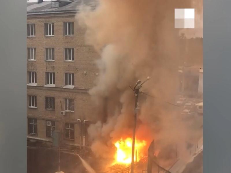 Скриншот с видео 74.ru