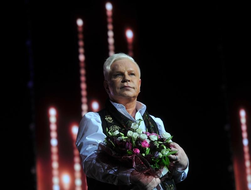 Борис Моисеев // Фото: Global Look Press