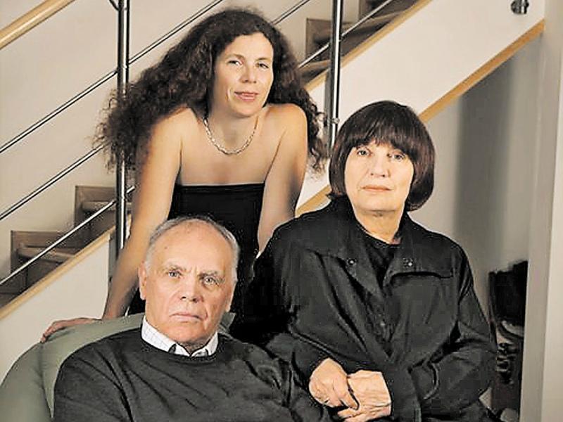 Семейство Латыниных не эмигрировало. Но когда вернется назад, пока не знает // Фото: Дарья Воронцова
