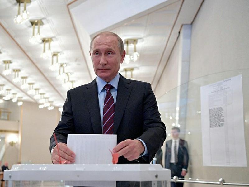 kremlin.ru/Global Look Press