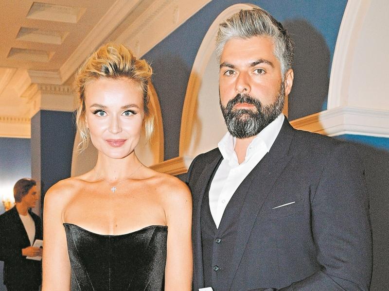 Полина Гагарина и Дмитрий Исхаков // фото: Global Look Press