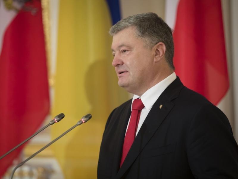 СНБО Украины одобрил предложение Порошенко онепродлении контракта одружбе сРоссией