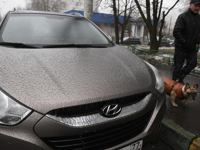 Hyundai Solaris – популярная модель для каршеринга // фото: Komsomolskaya Pravda / Global Look Press