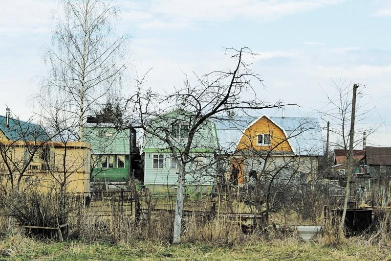 """Нежелательных """"соседей"""" Путина выселяют с собственых дач"""