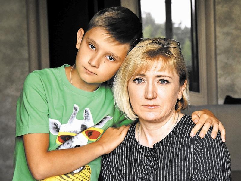 Мама Максима узнала о том, что у сына один из самых сложных пороков сердца, когда малышу было всего три дня от роду // фото: Сергей Величкин