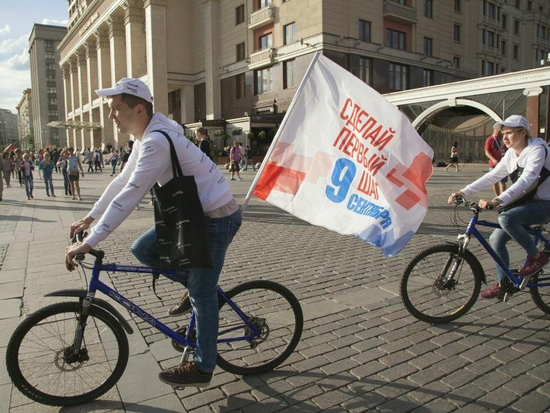 Выборы мэра в Москве 9 сентября удивили крайне низкой явкой // фото: Global Look Press