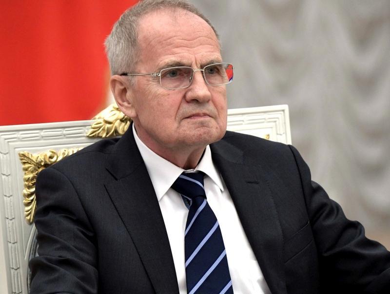Председатель Конституционного суда Валерий Зорькин // Фото: Global Look Press