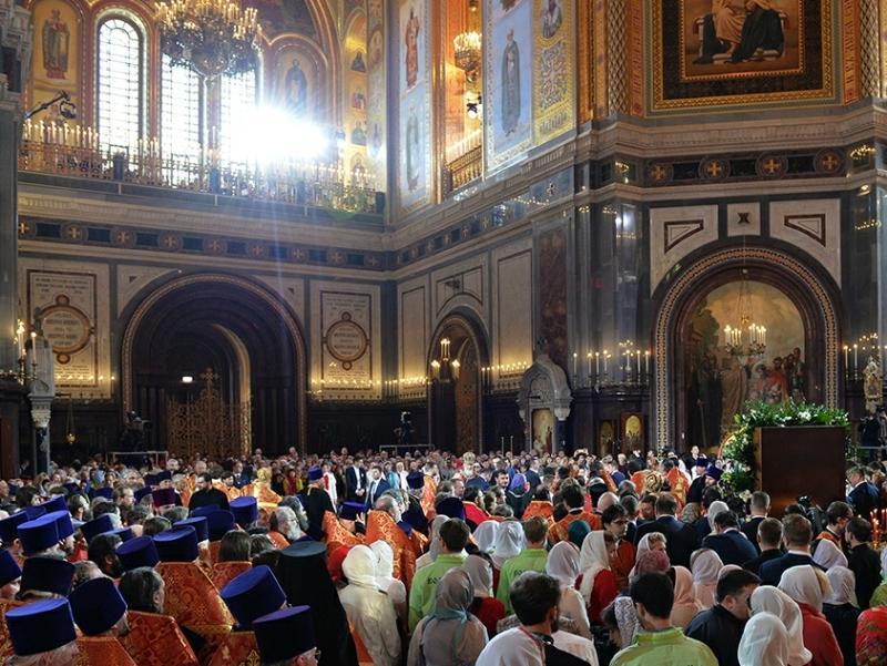 Православные убеждены, что святой Спиридон помогает в материальных вопросах // фото: Global Look Press