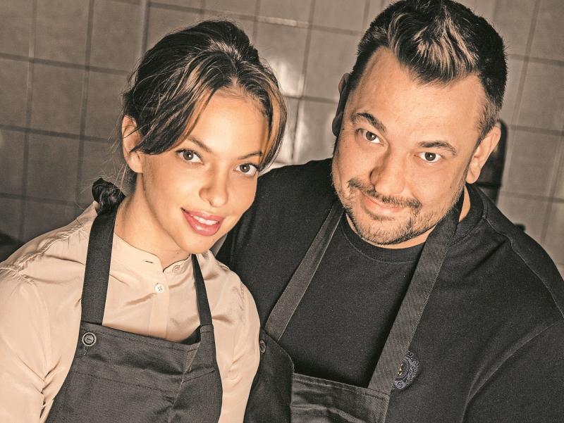 Регина Бурд и Сергей Жуков // фото: пресс-служба Сергея Жукова