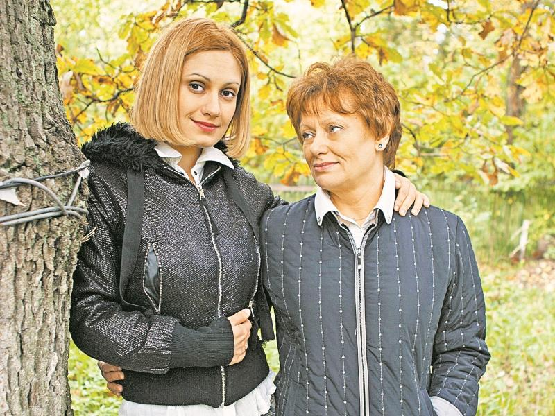 Карина Мишулина с мамой // фото: Global Look Press