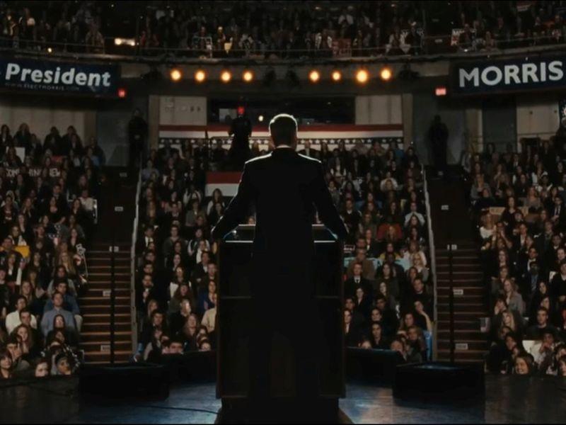 "Кадр из фильма ""Мартовские иды"" // Фото: скриншот с YouTube"