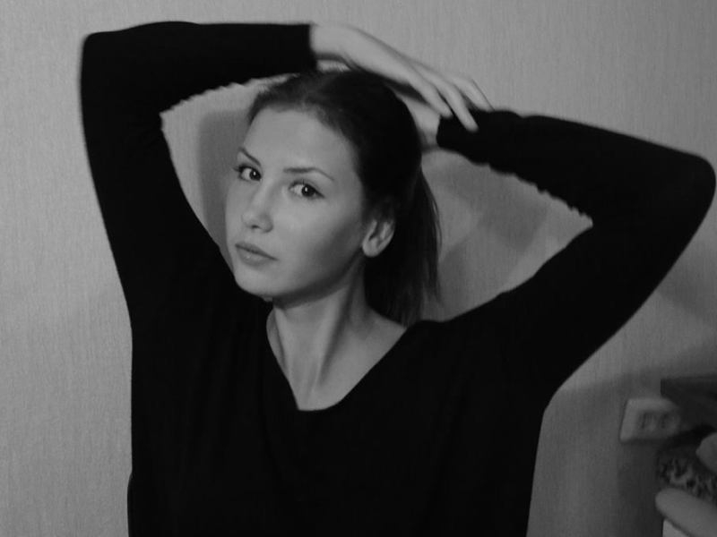 Дарья Егорова // фото с личной страницы в Facebook