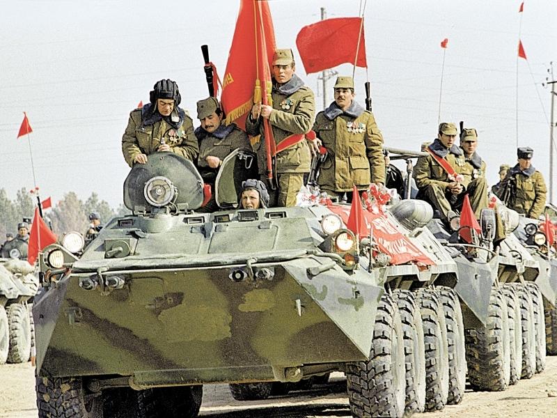 Не все афганцы вернулись. А некоторые и не уходили... // фото: Global Look Press