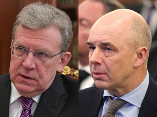 Кудрин и Силуанов // фото: Global Look Press