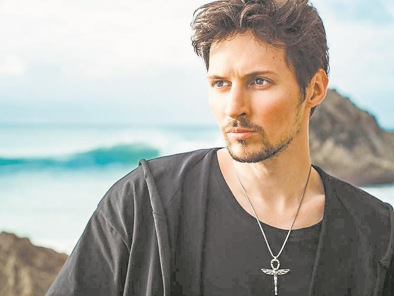 Павел Дуров // фото в статье: Global Look Press