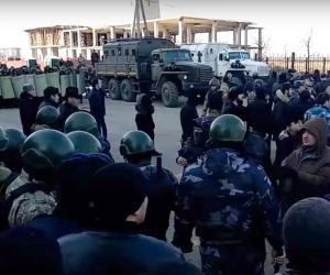 Полицейский, который отказался разгонять митинг: 100 тысяч раз поступил бы так же