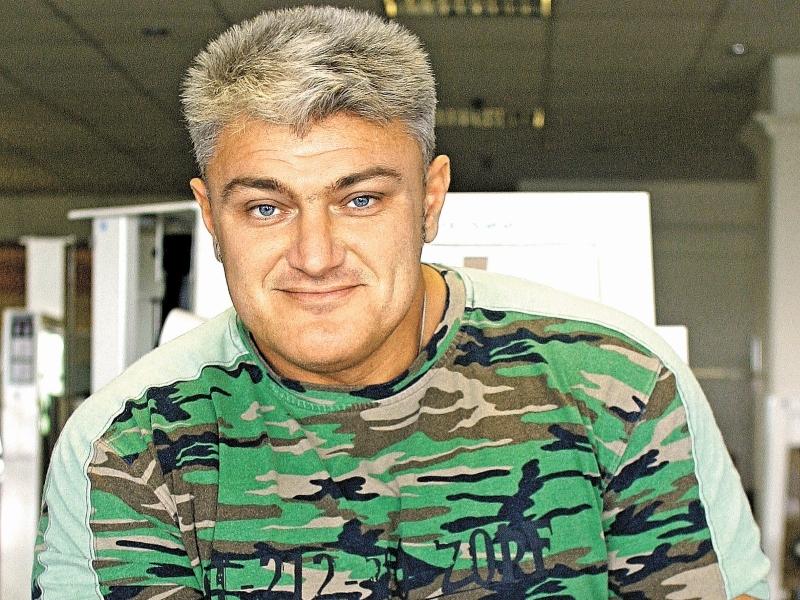 Владимир Турчинский. Фото: Владимир Чистяков