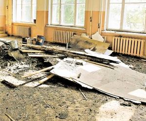 В некоторых школах ремонт идет и после 1 сентября