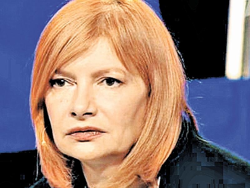 Ирина Толмацкая // фото в статье: архив редакции