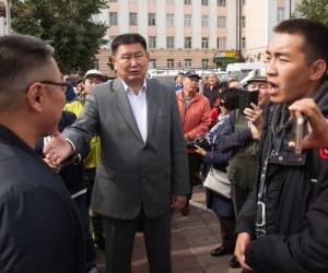 Ситуация в Улан-Удэ накалилась очень быстро // фото: Андрей Огородник / ТАСС