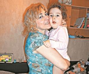 Ника для мамы – и счастье, и боль