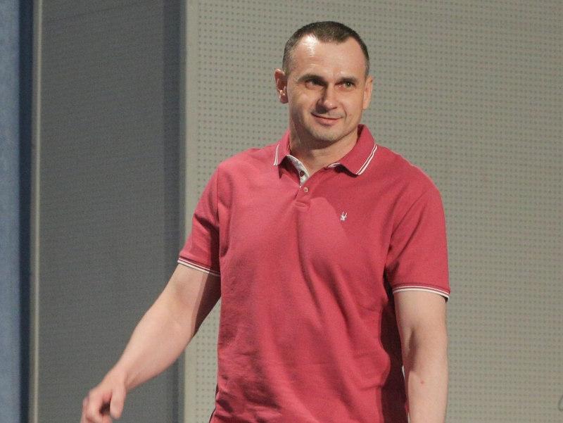 Олег Сенцов. Фото: Сергей Харченко / Global Look Press