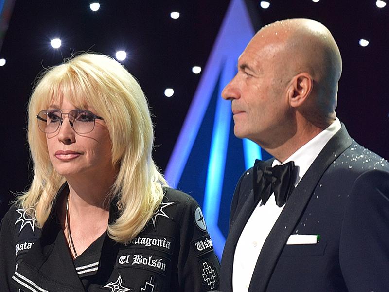 Ирина Аллегрова и Игорь Крутой / фото: Global Look Press